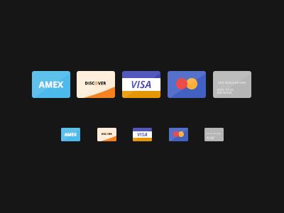 Flat Credit Cards