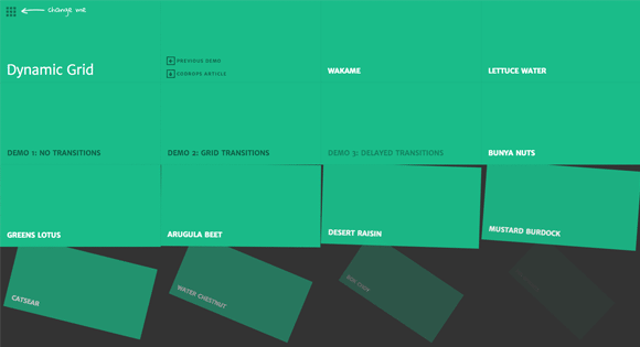 25 Javascript Css Grid Layout Systems For Front End
