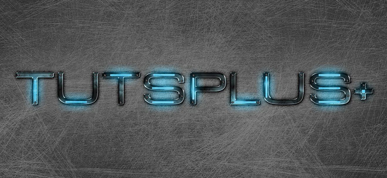 Futuristic Style for Photoshop