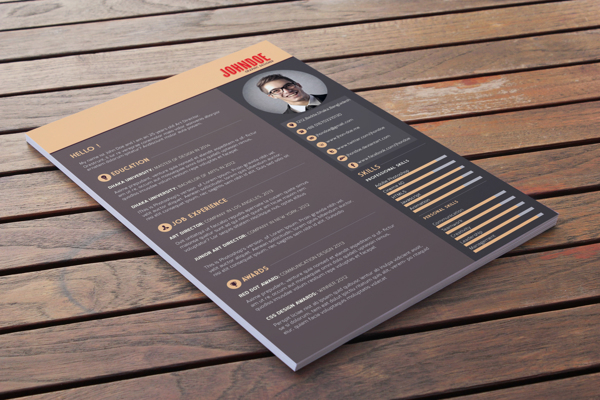 Free Download Professional Resume Format Professional Resume ... cool free resume templates cover letter format ...