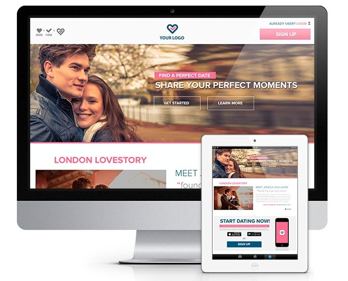 New dating website in usa
