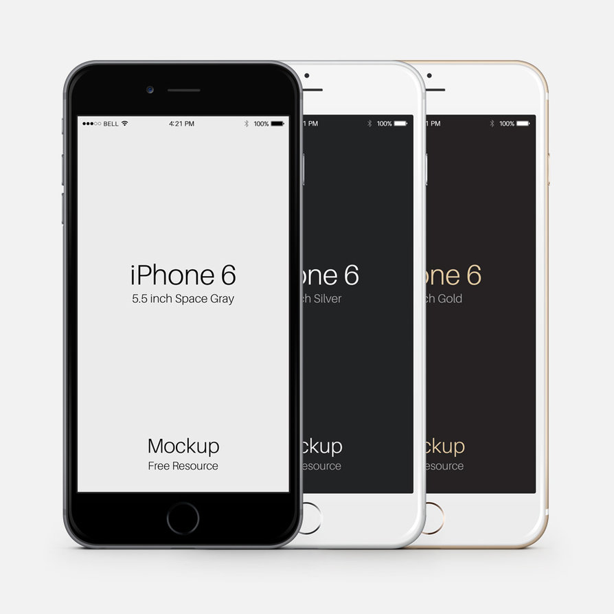 Best Latest Free Iphone 6 6 Plus And Iphone 6s 6s Plus Mockup