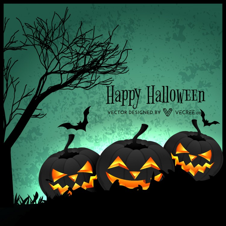allblogtoolscom 10 free halloween design - Design Halloween