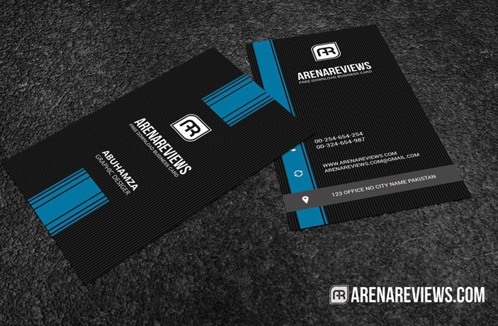 Best Business Card Mockups For Free Download Edition - Business card vertical template