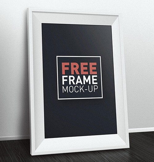 FREE FRAME MOCK-UP