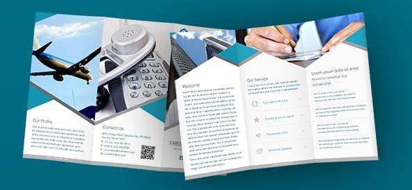 Psd Brochure Template. 21 free brochure templates psd ai eps ...