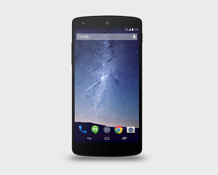 Collection Of Google Nexus 5 5x Mockup Templates 365