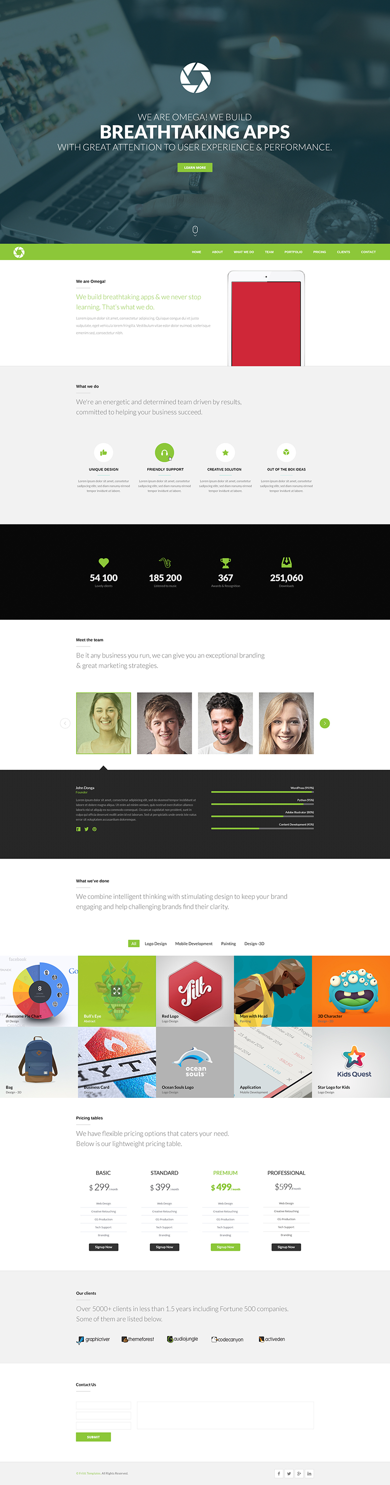 Fein Kostenlose Photoshop Web Vorlagen Ideen - Entry Level Resume ...