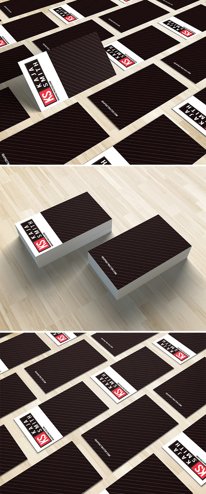 100+ Best Business Card Mock-ups For Free Download - Page 4 of 7 ...