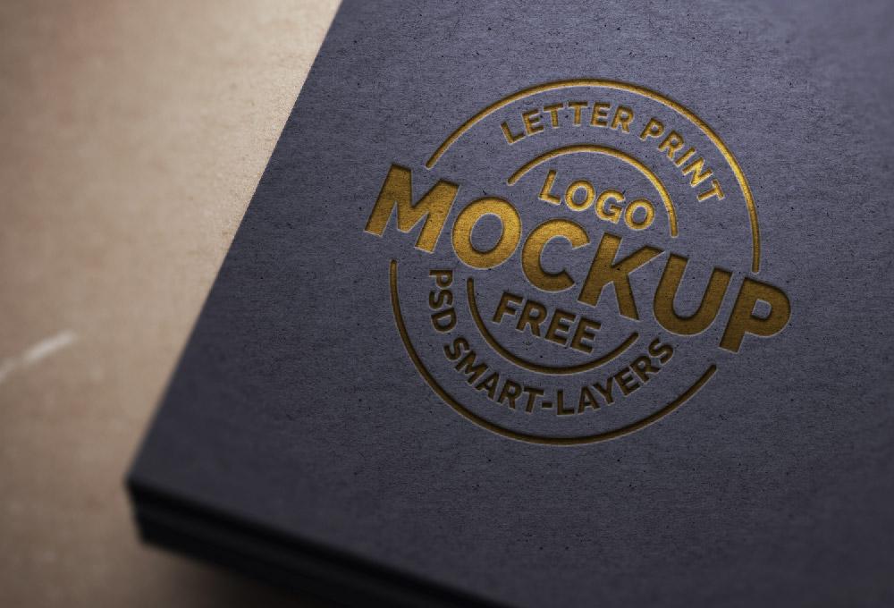 100 Free Realistic Logo Mockups 2019 Update 365 Web Resources