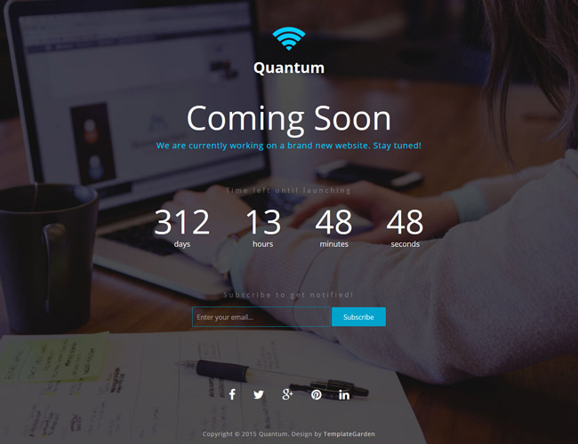 top 10 coming soon page templates for inspiration 365 web resources