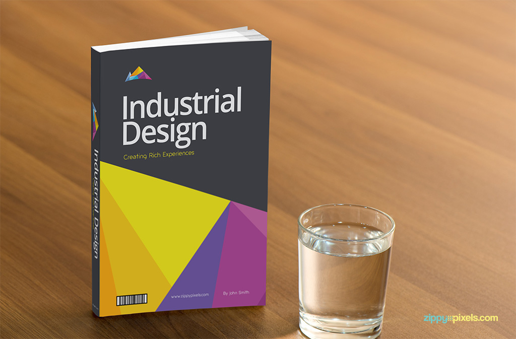 Book Cover Template Psd Free Download ~ Best book mockups templates for free download