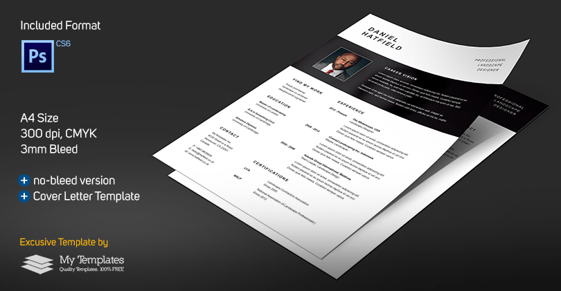 professional resume cover letter