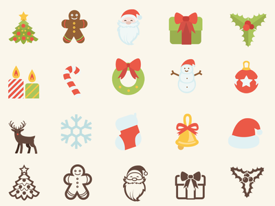 Top New Christmas Amp Happy New Year Graphic Design Freebies