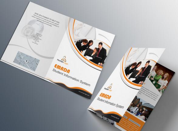 100 high quality free flyer and brochure mock ups 2018 edition free bi fold brochure psd maxwellsz