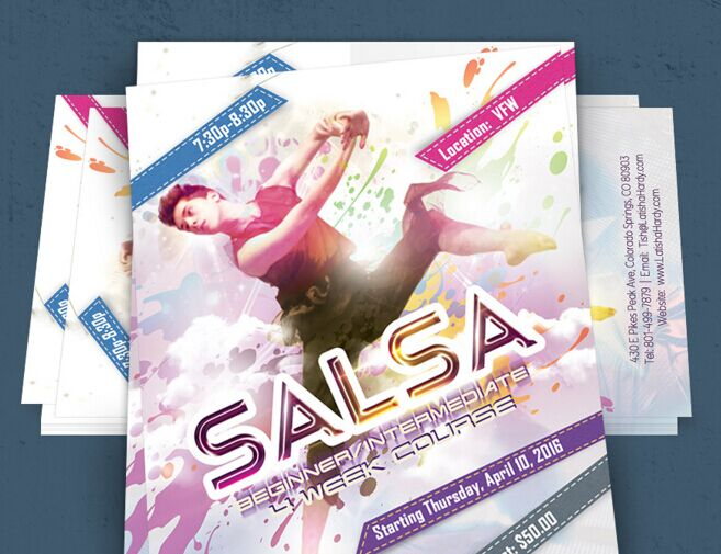 promotional flyers templates free