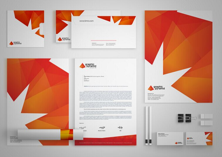 100+ High Quality Identity Branding Stationery Mockups For Free ...