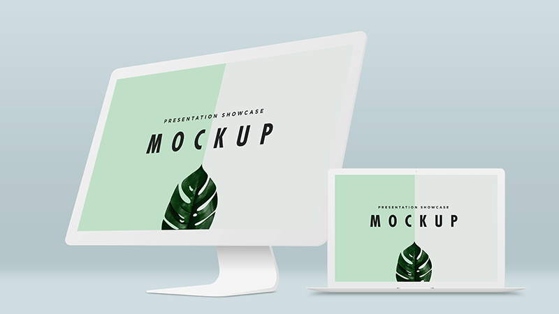 120 apple macbook pro air and imac mockup templates for free
