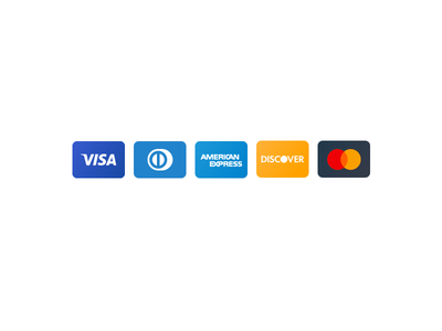 40+ Top Payment Method & Credit Card Icon Set For E-commerce ...