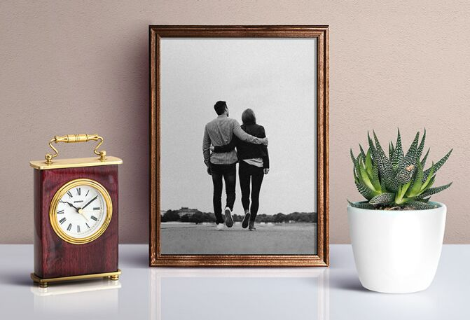60+ Free Realistic Poster & Frame Mock-ups For Graphic ...