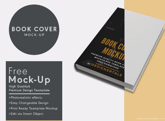 Best Book Cover Up : Best book mockups templates for free download
