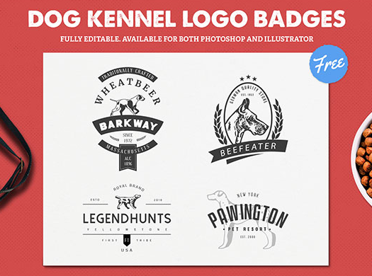 30+ Free Modern Insignia (Logo / Badge) Templates (Updated For ...