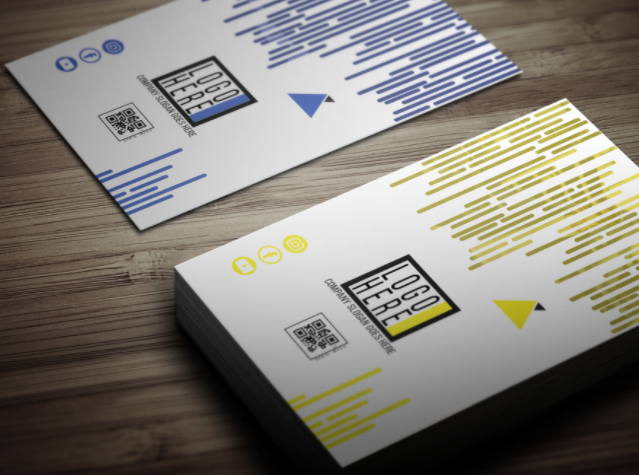 best business cards 2018