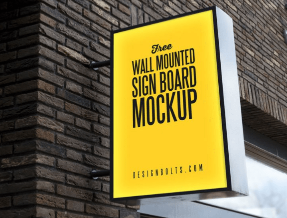 30+ Best Outdoor Advertising Mock-ups For Free Download (Updated For ...