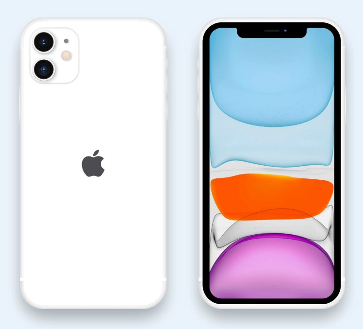 iPhone 11 Pro XD Mockup